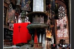 Lejárat a kápolnába