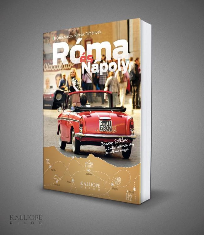 Jeney Zoltán Róma és Nápoly könyv
