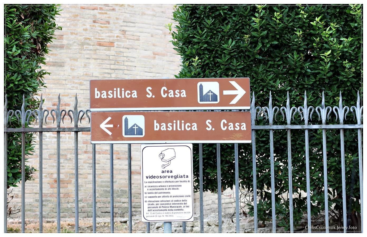 Loreto - basilica S. Casa