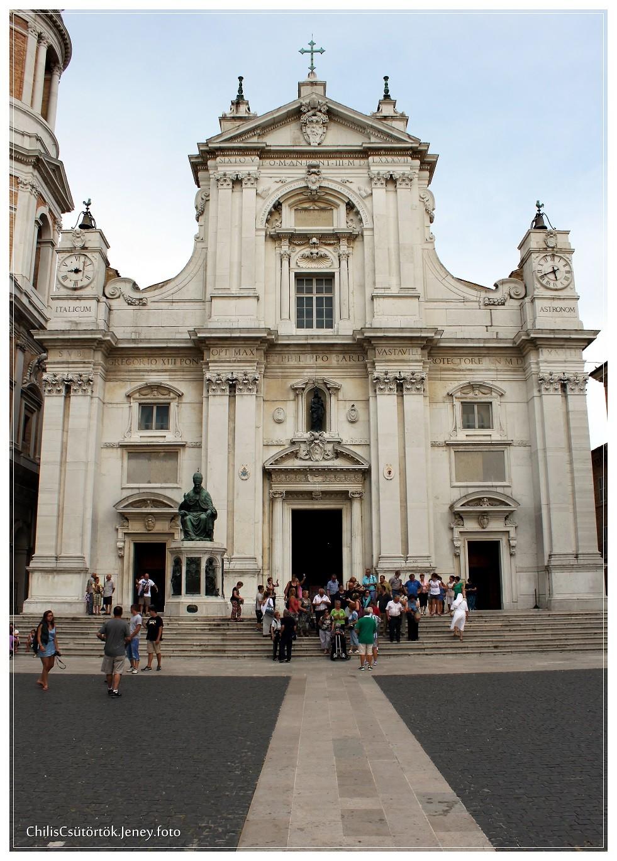Loreto - Basilica della Santa Casa