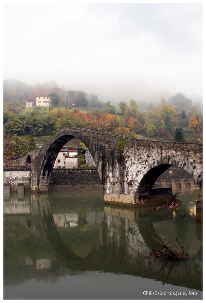 Borgo a Mozzano - Ponte della Madalena